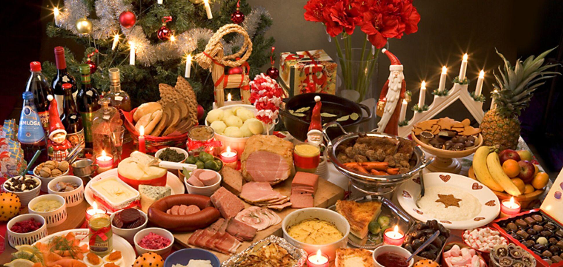 Ешьте шоколад и орехи! Минздрав дал украинцам 8 важных советов на Новый год