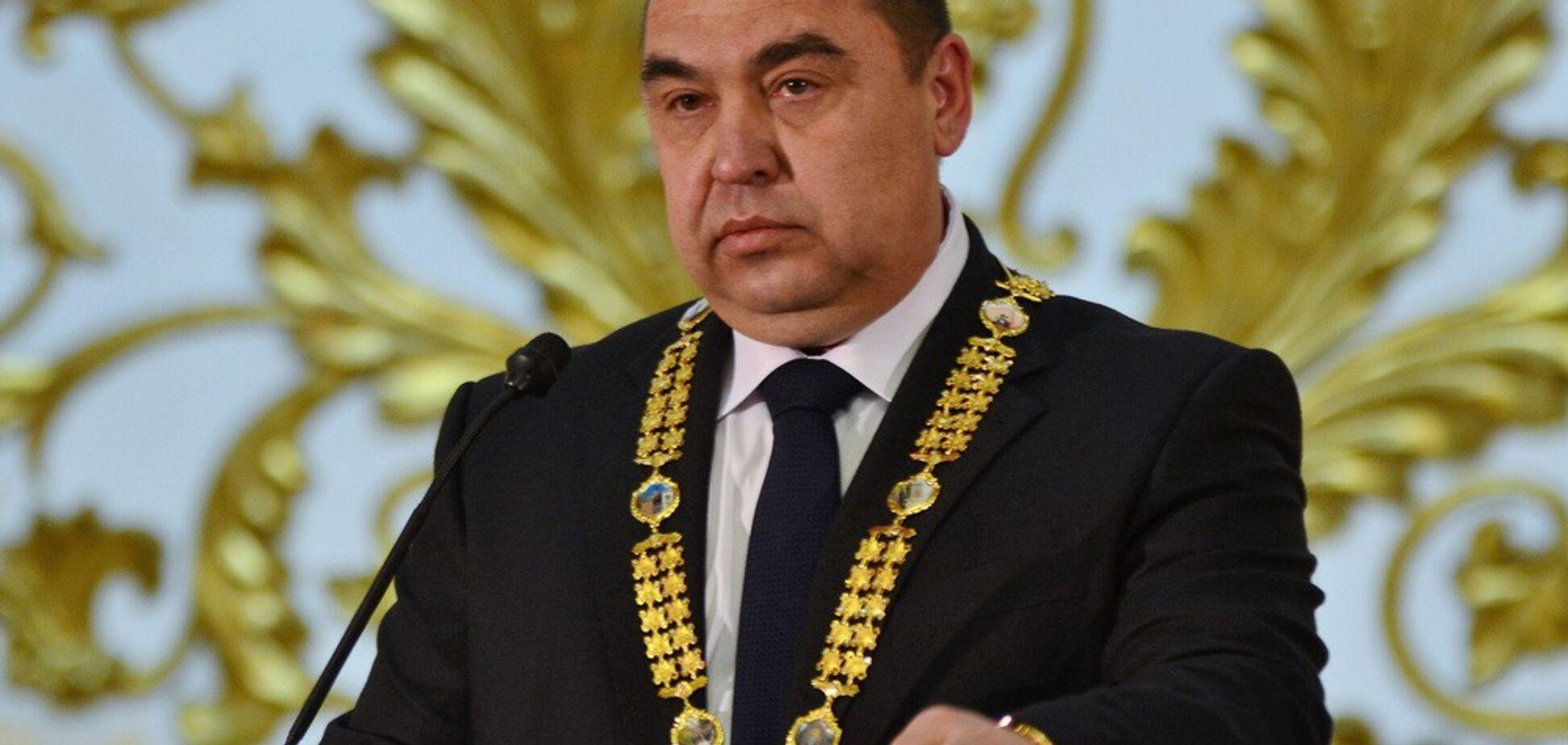 Переворот у 'ЛНР': терористи мають намір 'з-під землі дістати' втікача-Плотницького