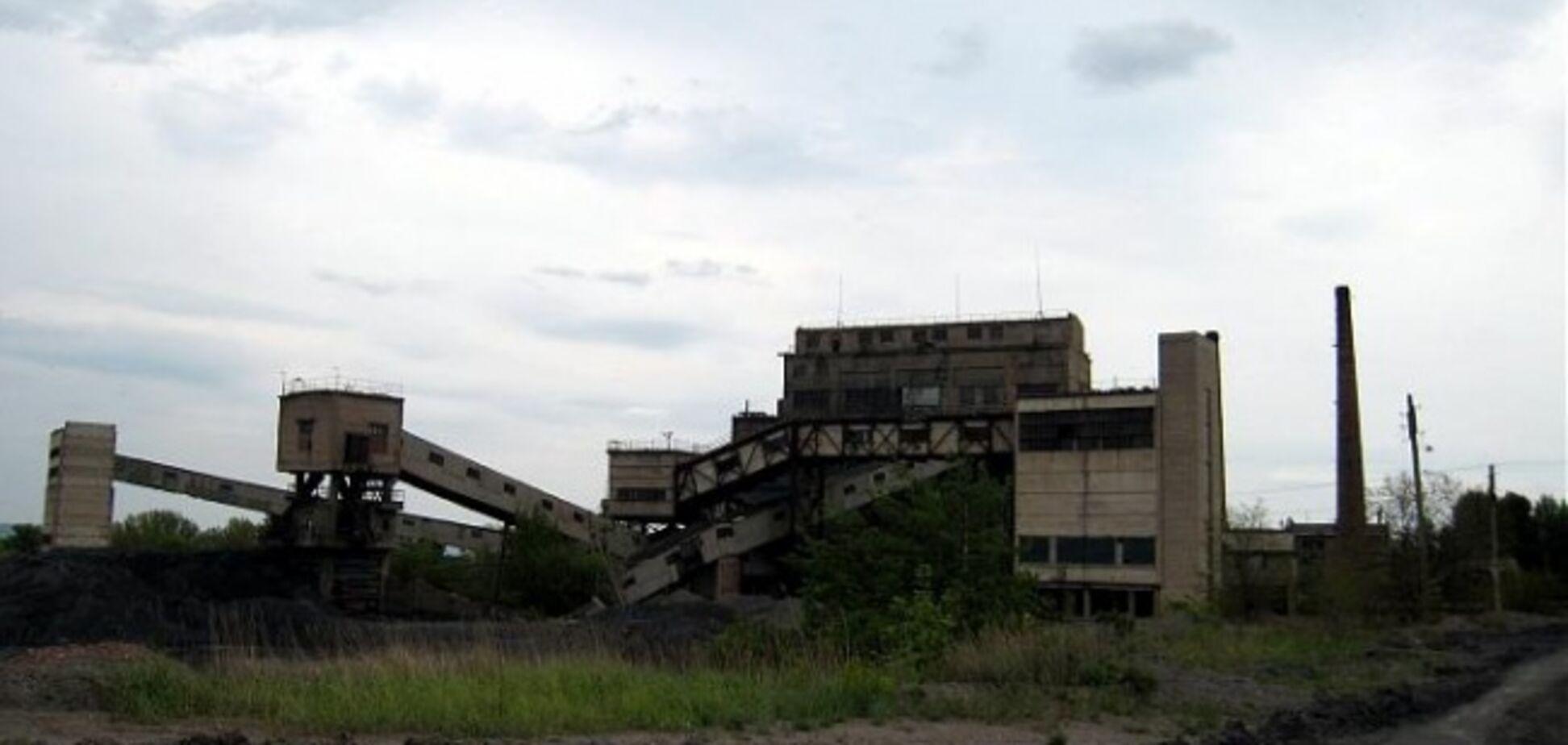 Зимогір'я шахта Черкаська