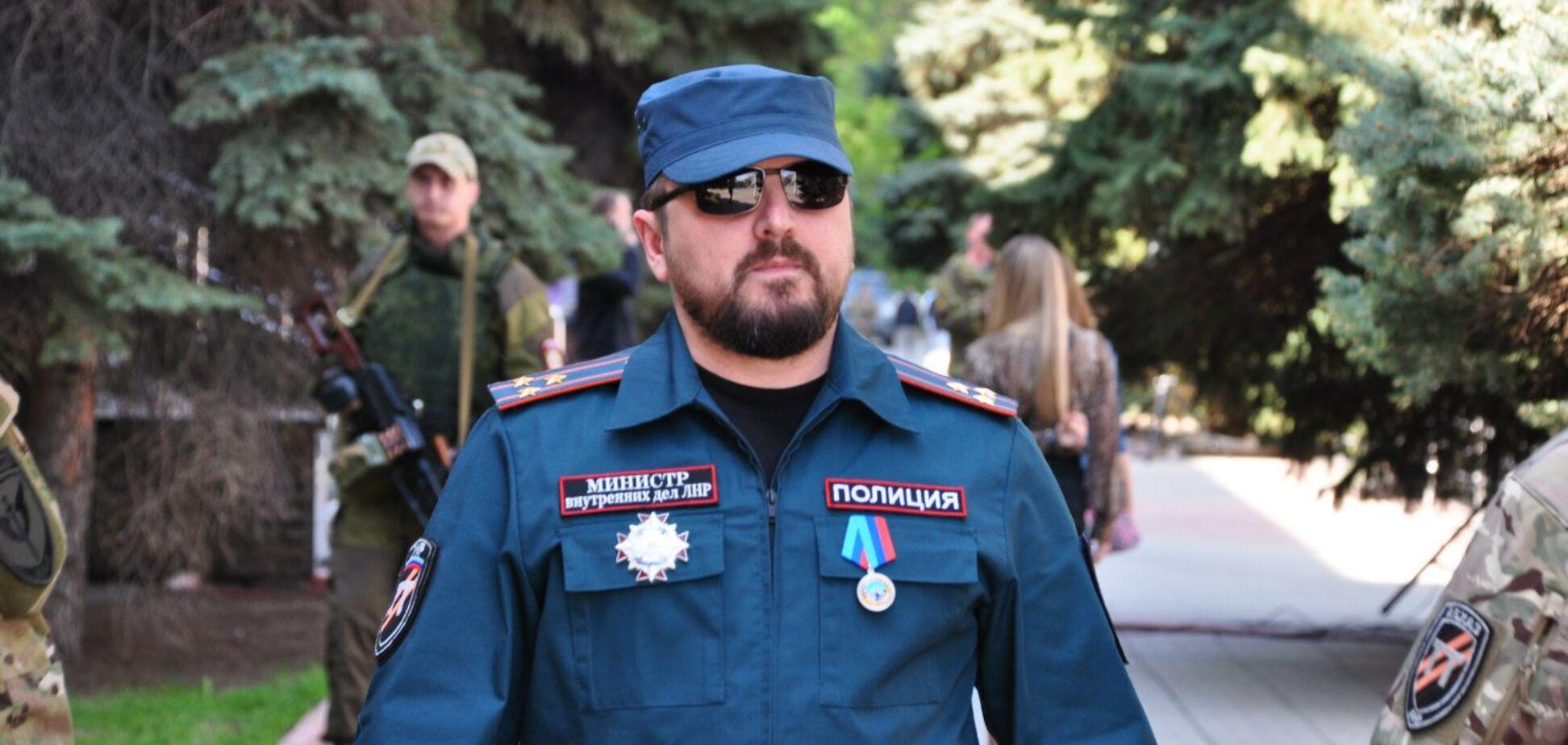 На главного соперника Плотницкого завели дело в РФ
