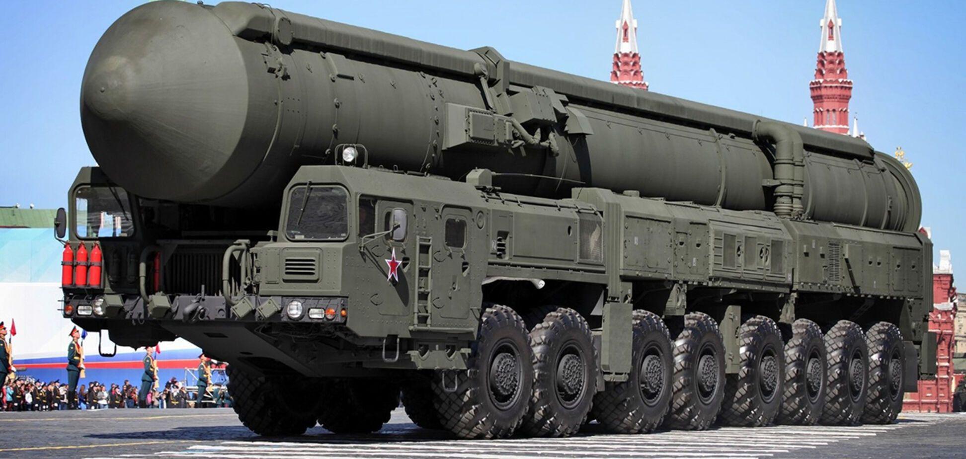 'Або РФ поверне Україні ядерну зброю': Пономарьов закликав поставити крапку в давній суперечці