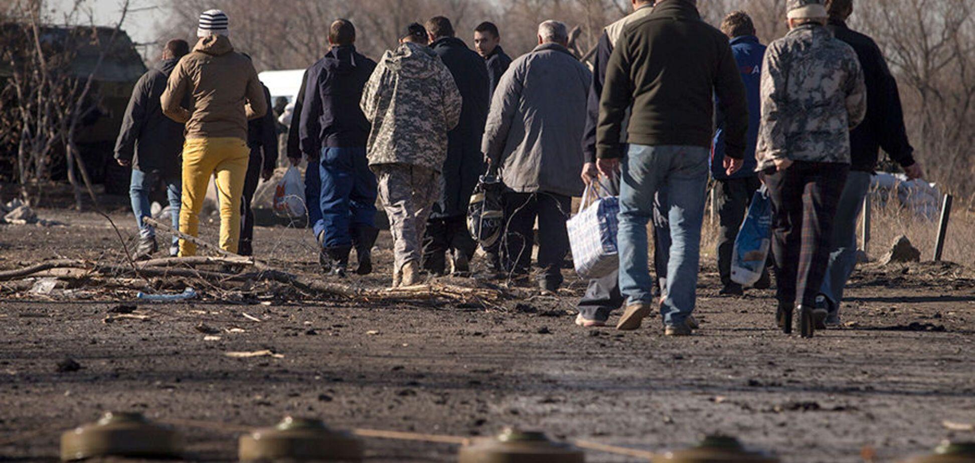 У Порошенко анонсировали самый масштабный обмен пленными с 'Л/ДНР'