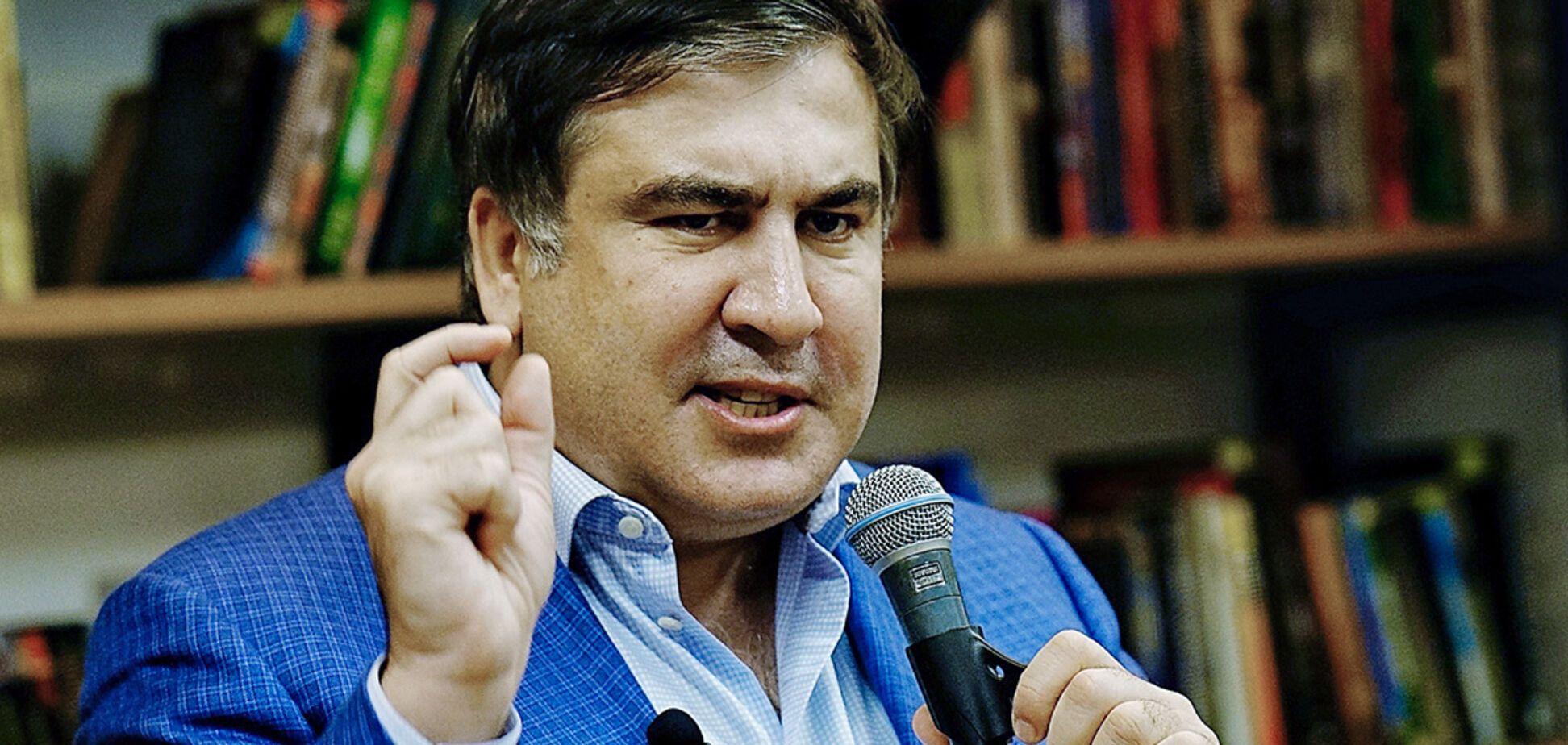 Курченко передал Саакашвили $500 тысяч для реванша кремлевских сил - Луценко