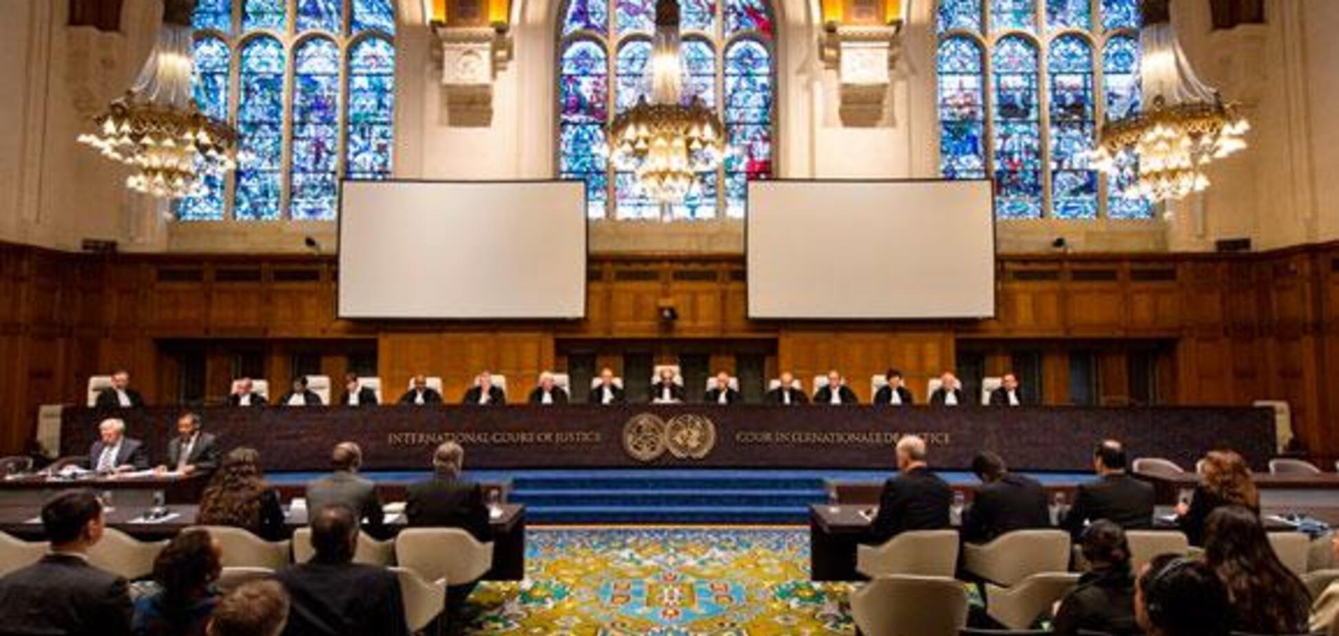 Гаагский трибунал обнародовал новые выводы о бесчинствах России в Крыму и на Донбассе