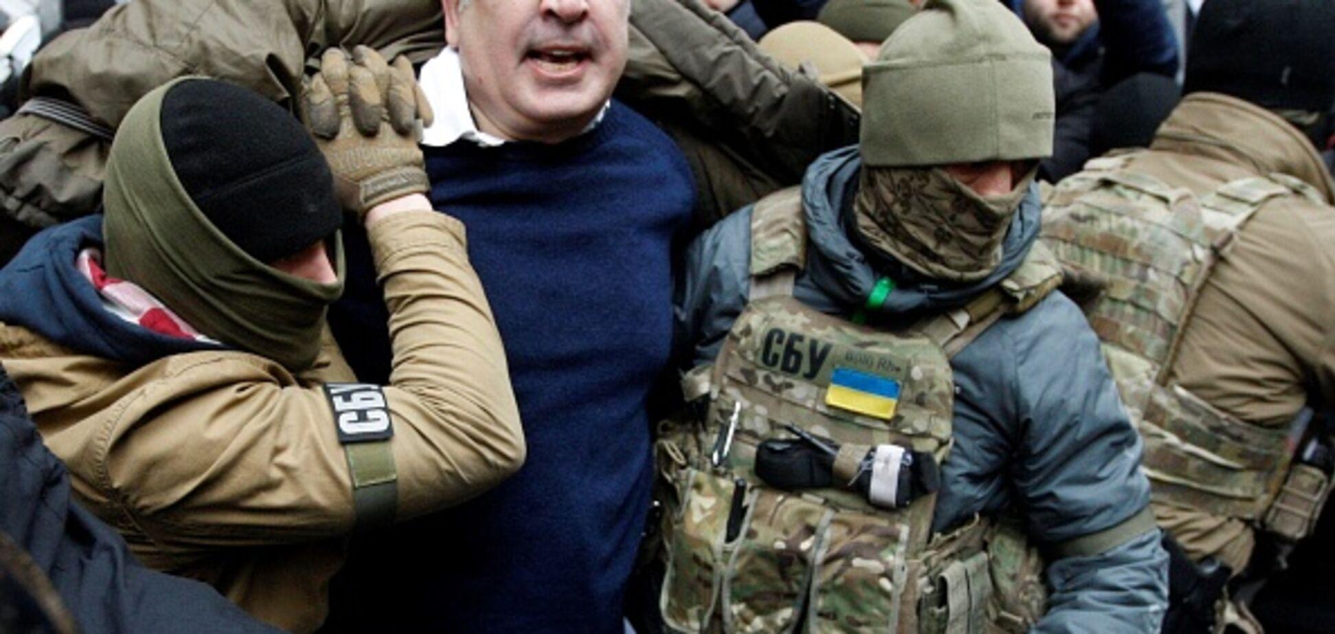 Курченко не єдиний: стало відомо про контакти Саакашвілі з ще одним олігархом
