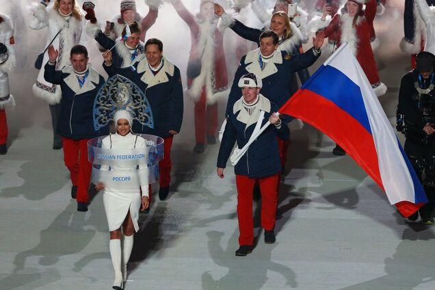 Под чужим флагом российскую сборную отстранили от Олимпиады-2018