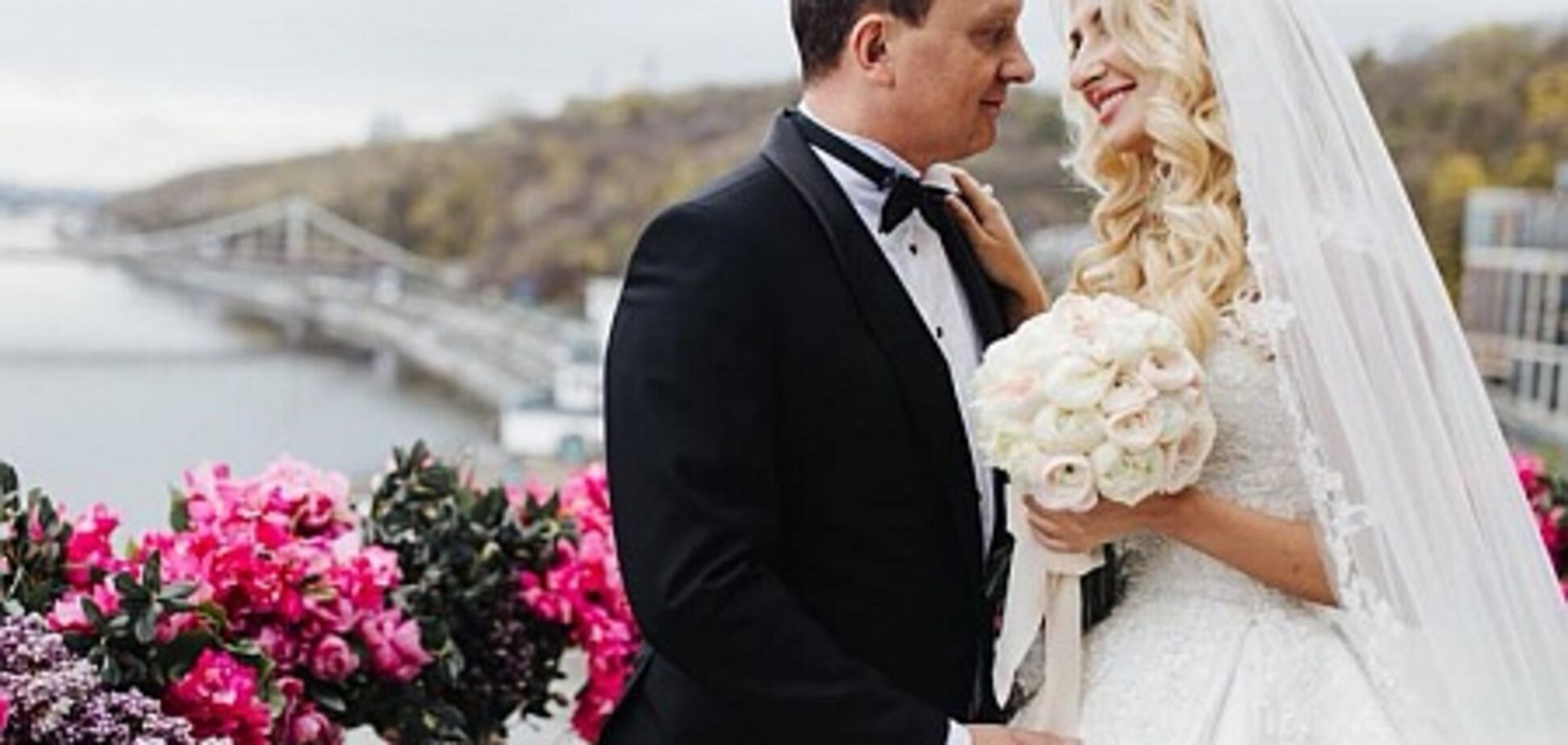 Весілля Сєвостьянової