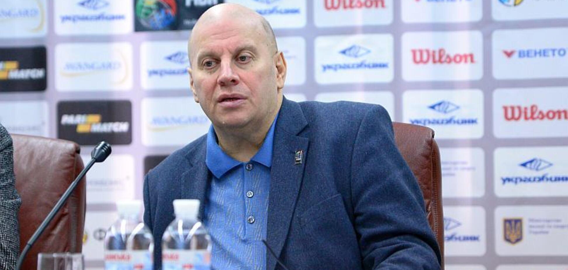 Бродський увійшов до виконкому НОК України