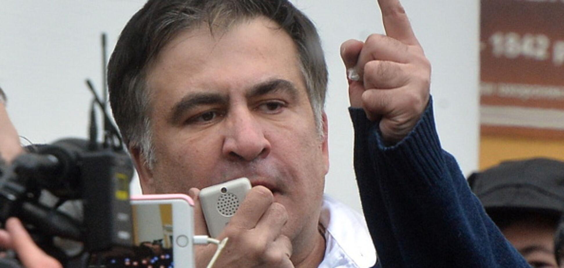 'Мы терпеливые': Луценко рассказал, что будет с Саакашвили