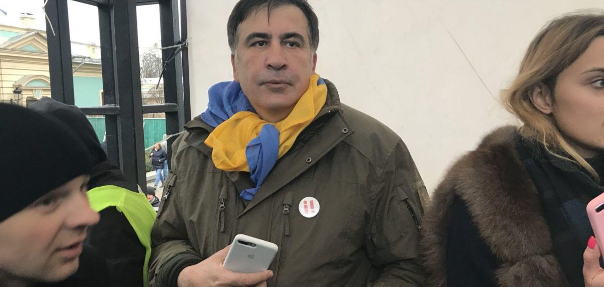 Саакашвили принял решение по допросу в ГПУ