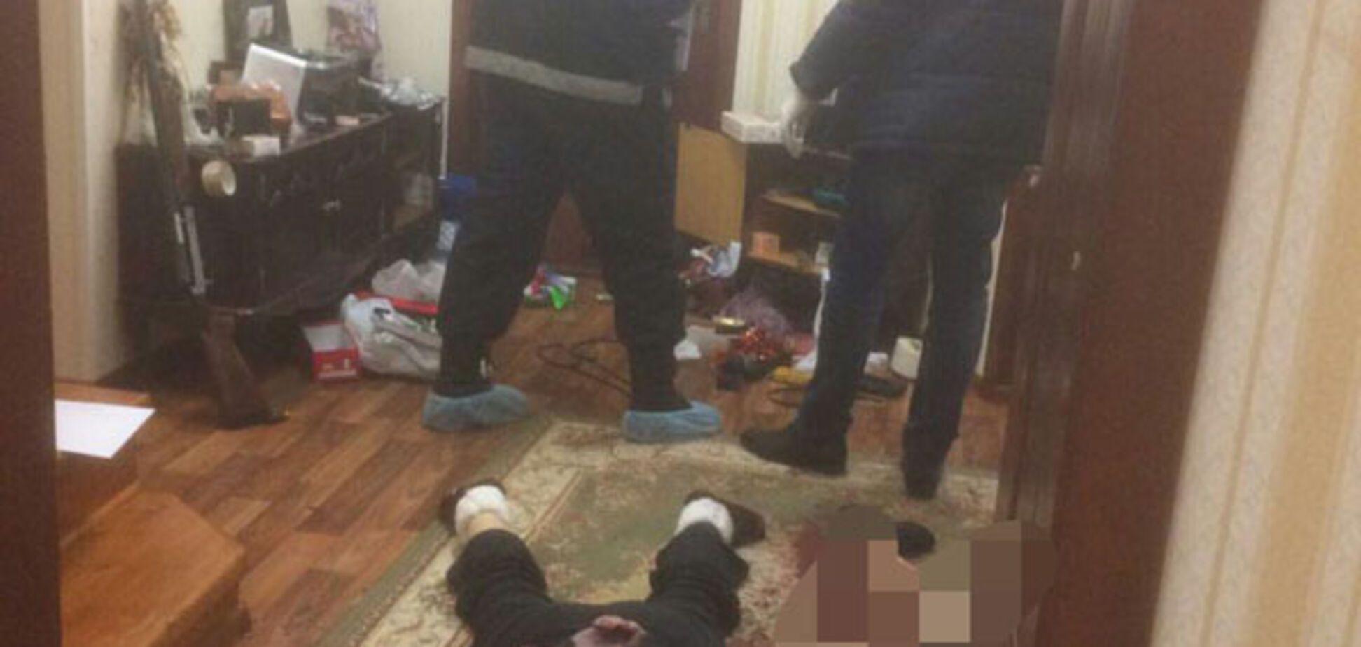 Убийство дочери и внука кума Януковича