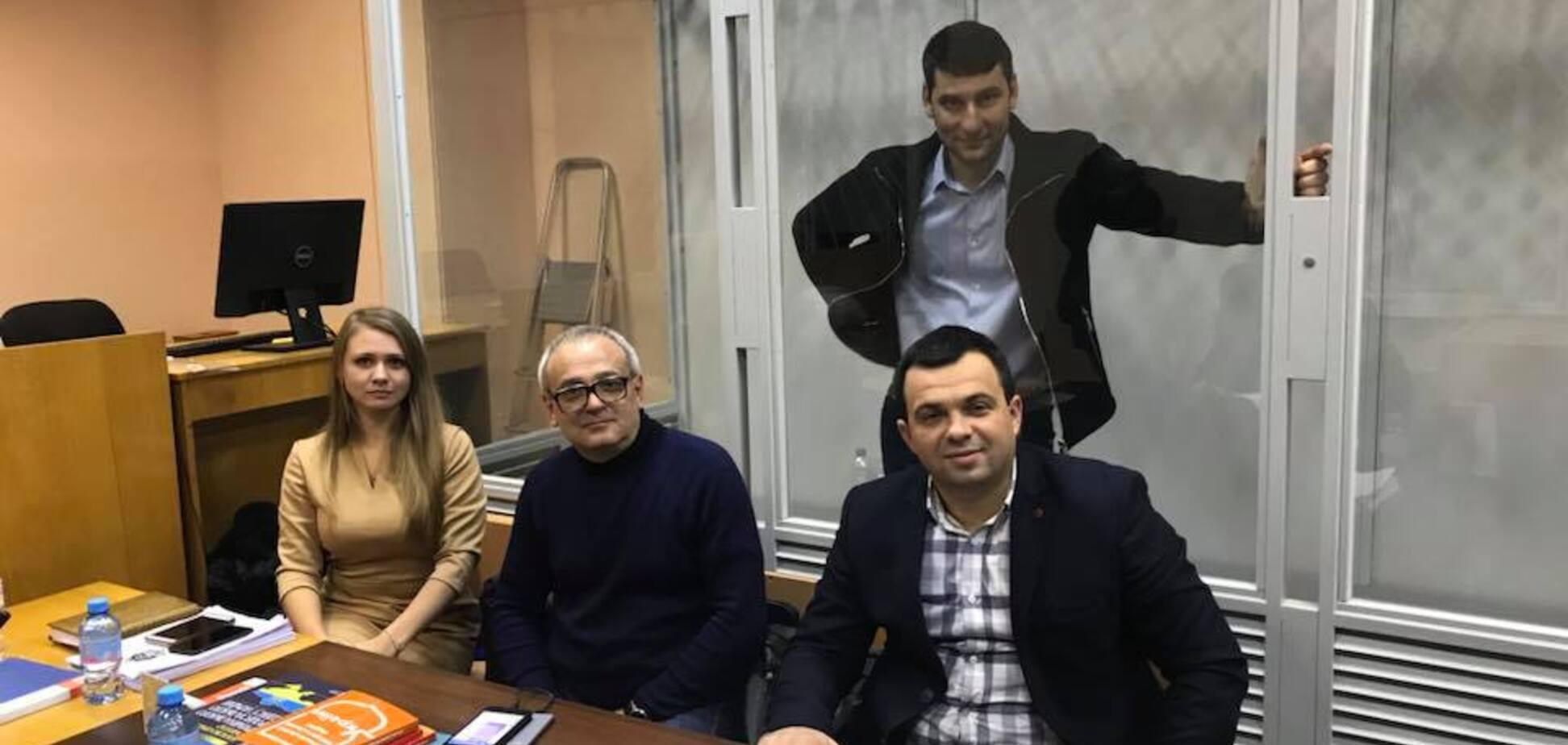 Агенти 'Заєць' і 'Вовк' названі головними свідками у справі соратника Саакашвілі