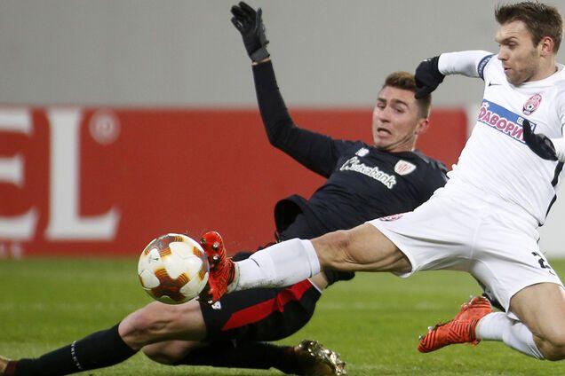 'Зоря' програла 'Атлетику' і не зуміла вийти до плей-офф Ліги Європи