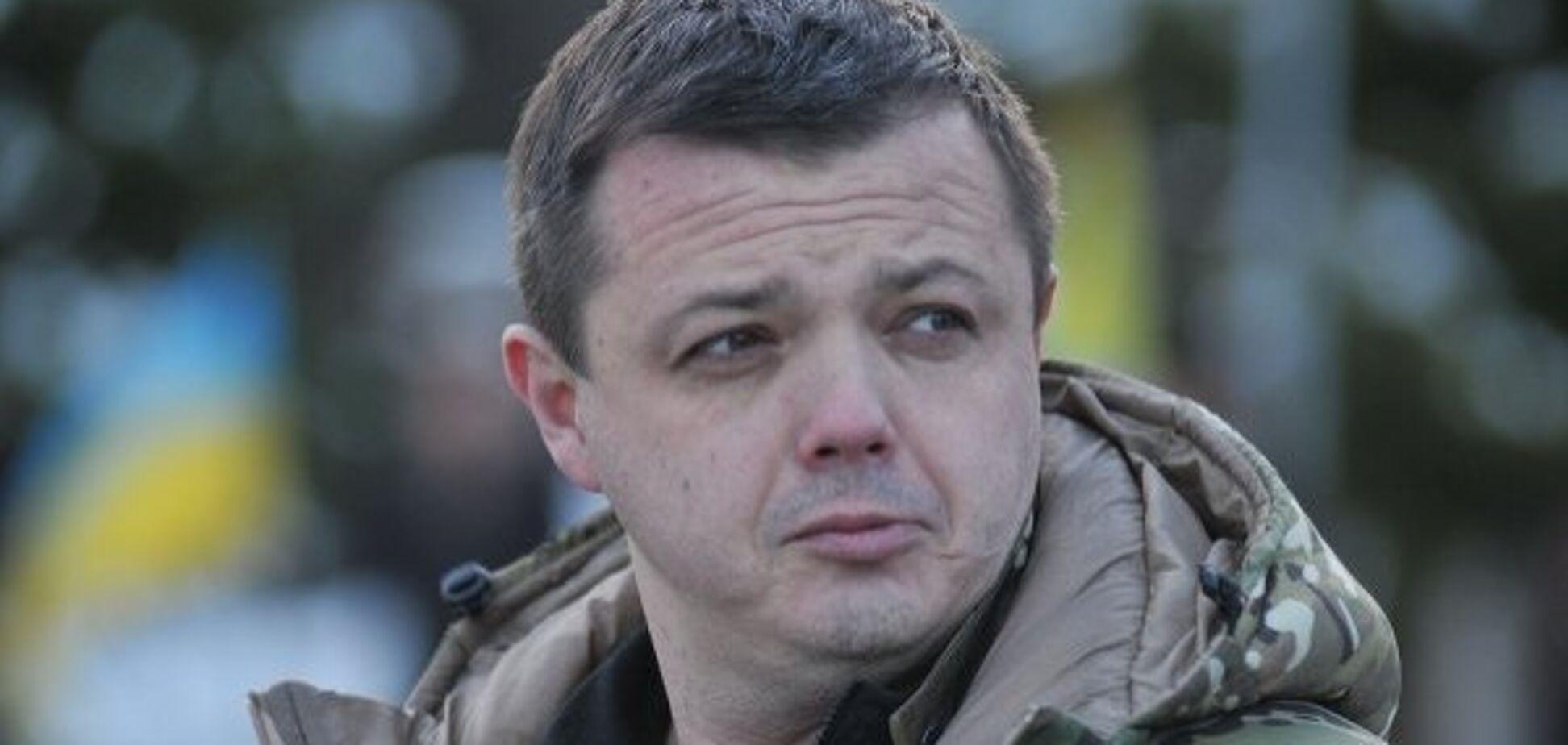 Семенченка запідозрили в загибелі двох українських офіцерів