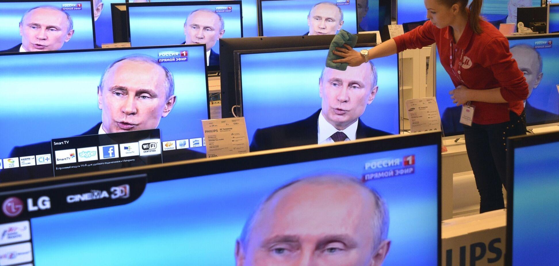 Запад слабый, Кремль сильный, а в Украине все плохо