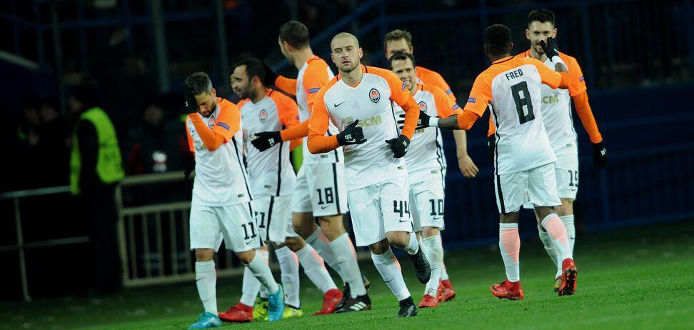 'Шахтер' получил соперника в 1/8 финала Лиги чемпионов