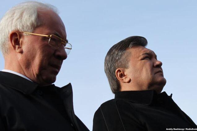 Янукович и Азаров возглавят