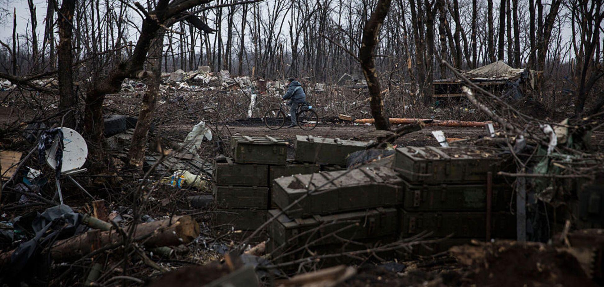 'Застосували весь арсенал': терористи атакували бійців АТО поблизу Авдіївки