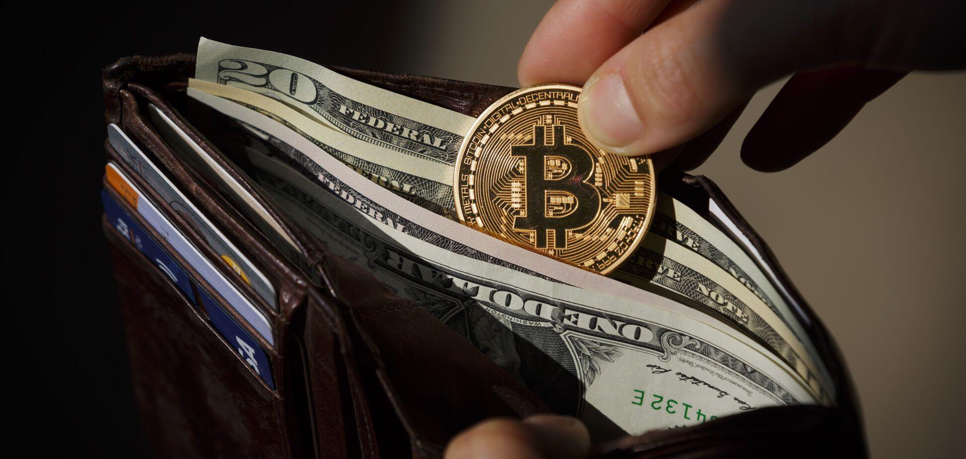 Новый рекорд: биткоин подорожал до $15 тысяч
