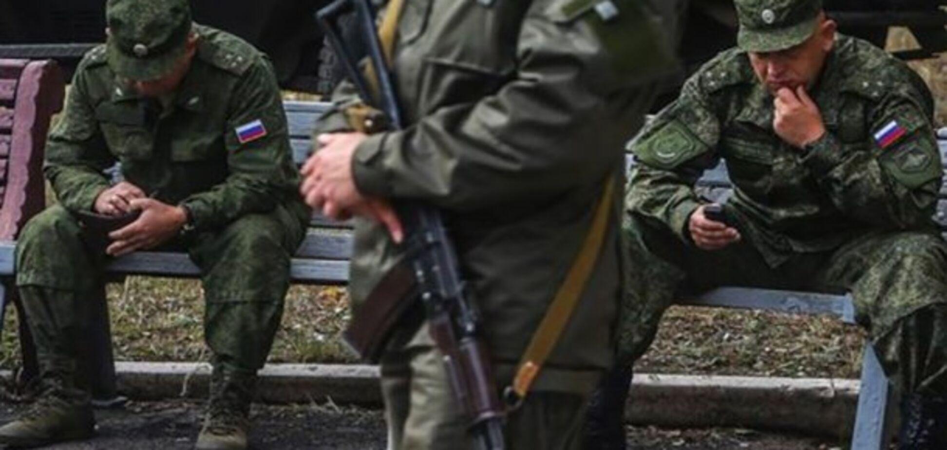 'Гарматне м'ясо' вичерпалося': стало відомо, ким Росія замінила терористів на Донбасі