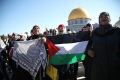 Мусульмане всего мира устроили Трампу 'день гнева' из-за Иерусалима: появились фото и видео