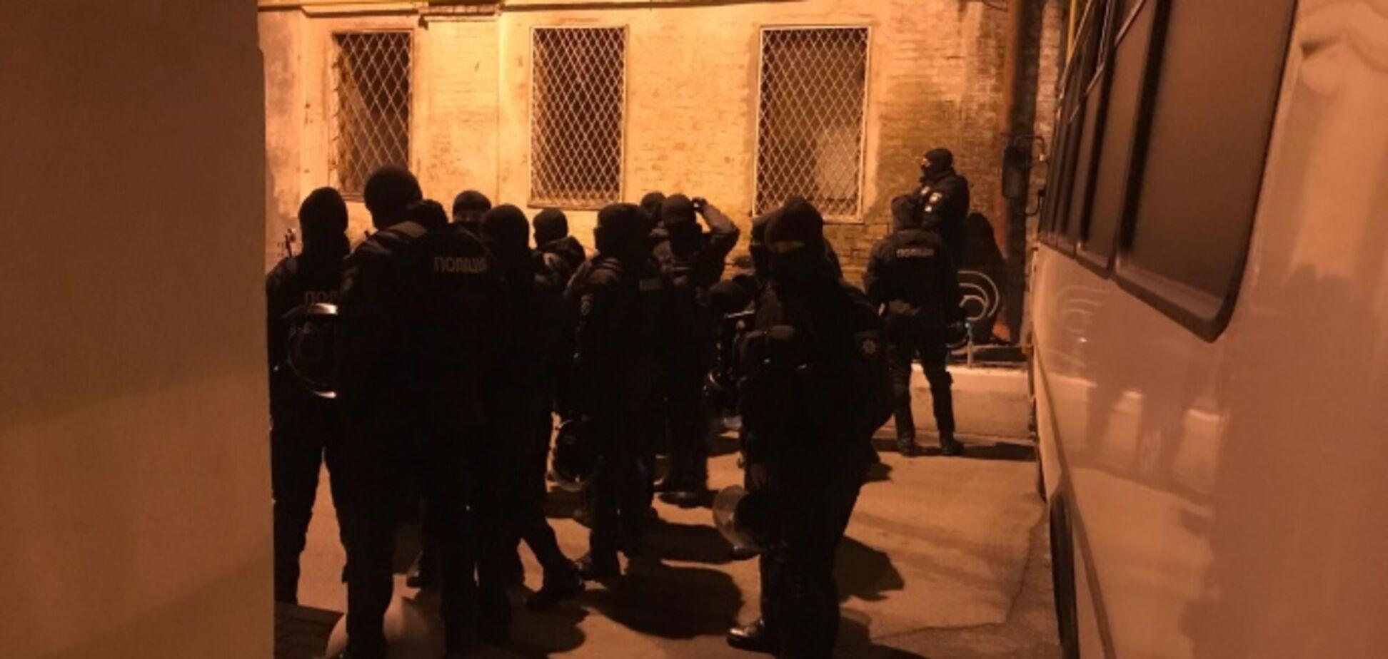 Арест Саакашвили: Нацполиция рассказала подробности