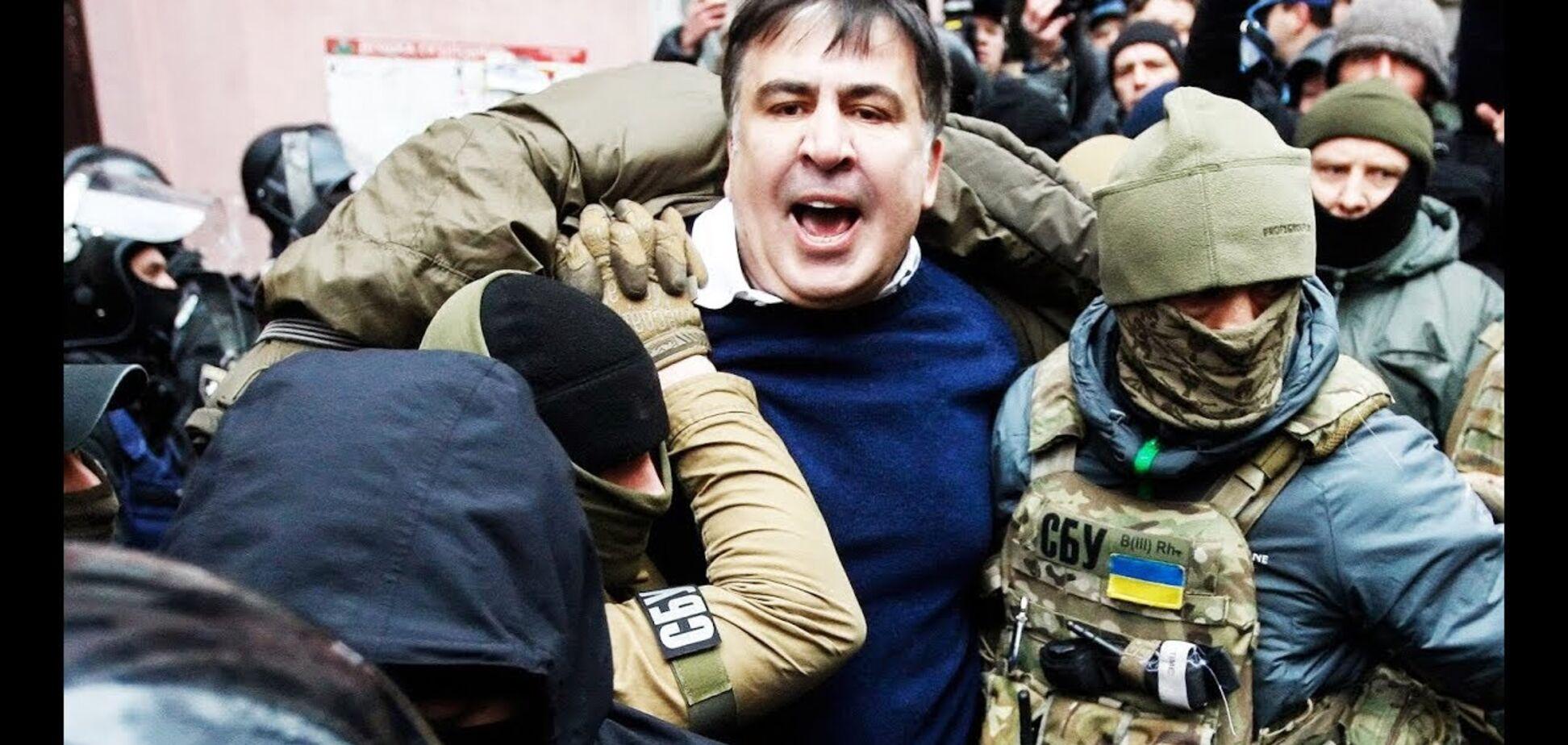 Перше затримання Саакашвілі: журналіст назвав причини провалу