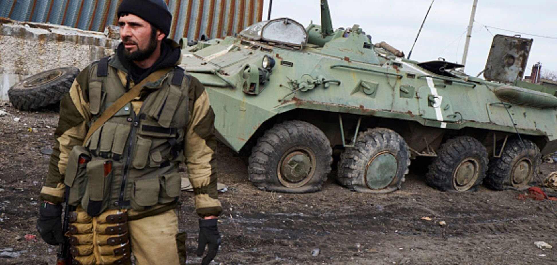 'Знищила три цілі': командир 'ДНР' розповіла про прорив під українським прапором