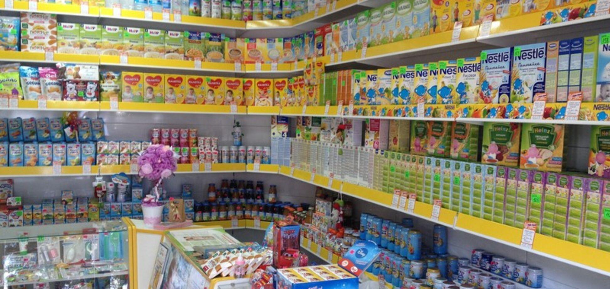 Это отвратительно: в Украине разгорелся скандал из-за шокирующей находки в детском питании
