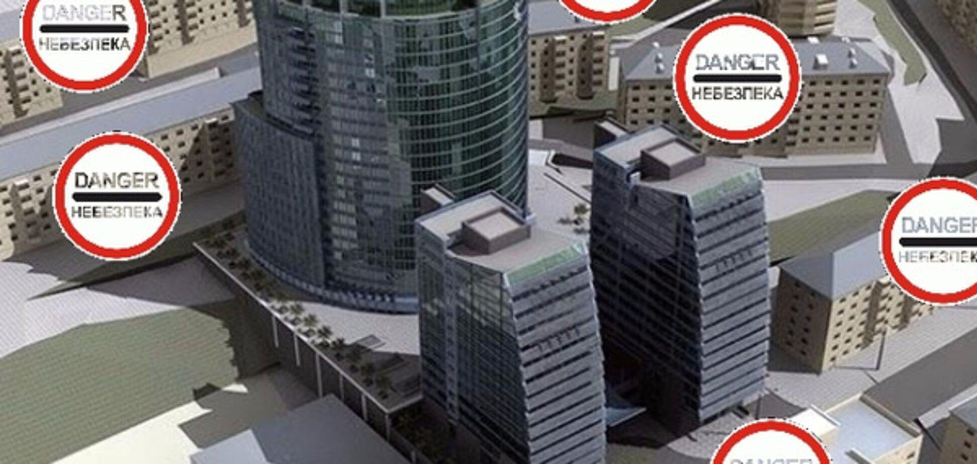 Скандальный застройщик подал в суд на журналиста 'Обозревателя' и академика Проценко