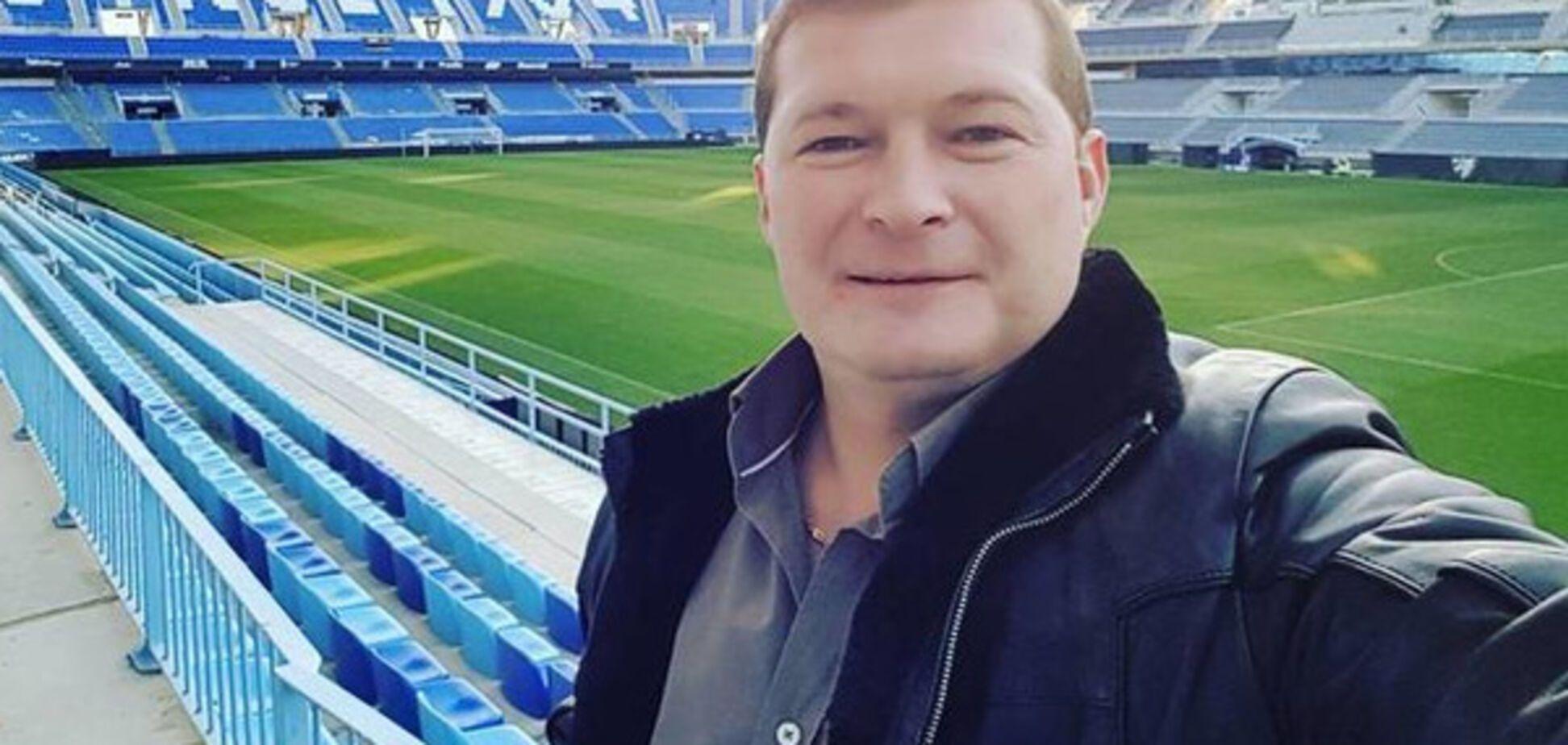 Владимир Кузьменко