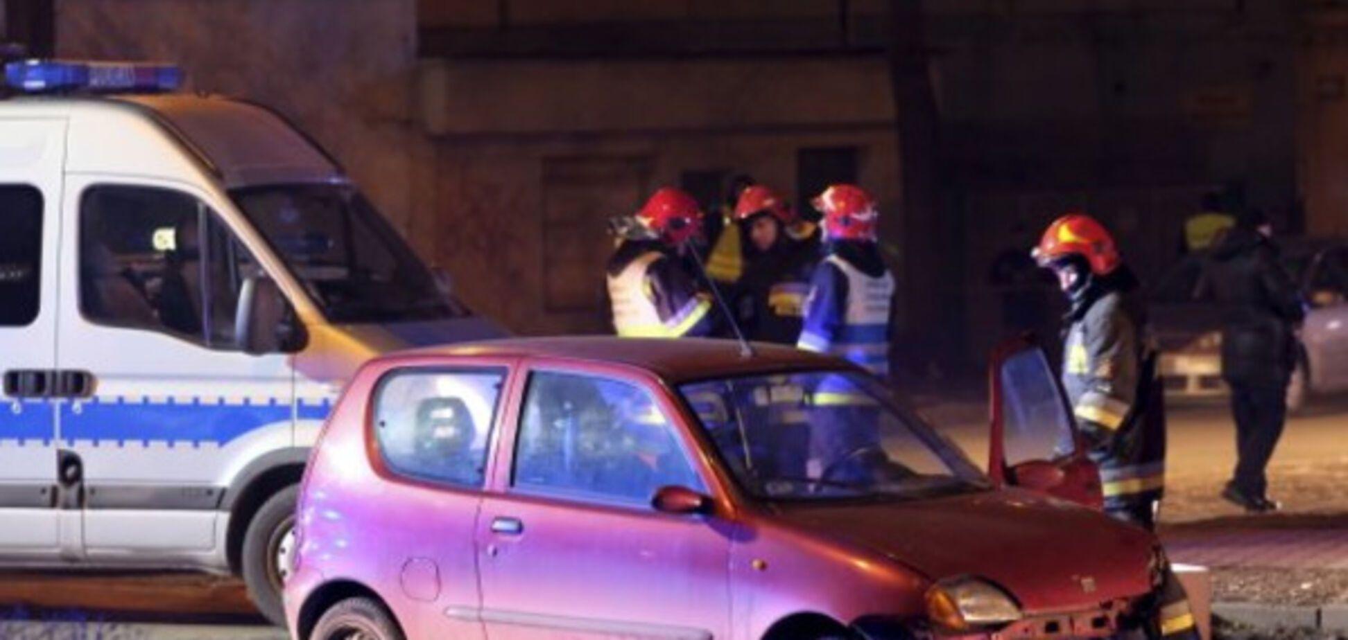 Беата Шидлов потрапила в аварію