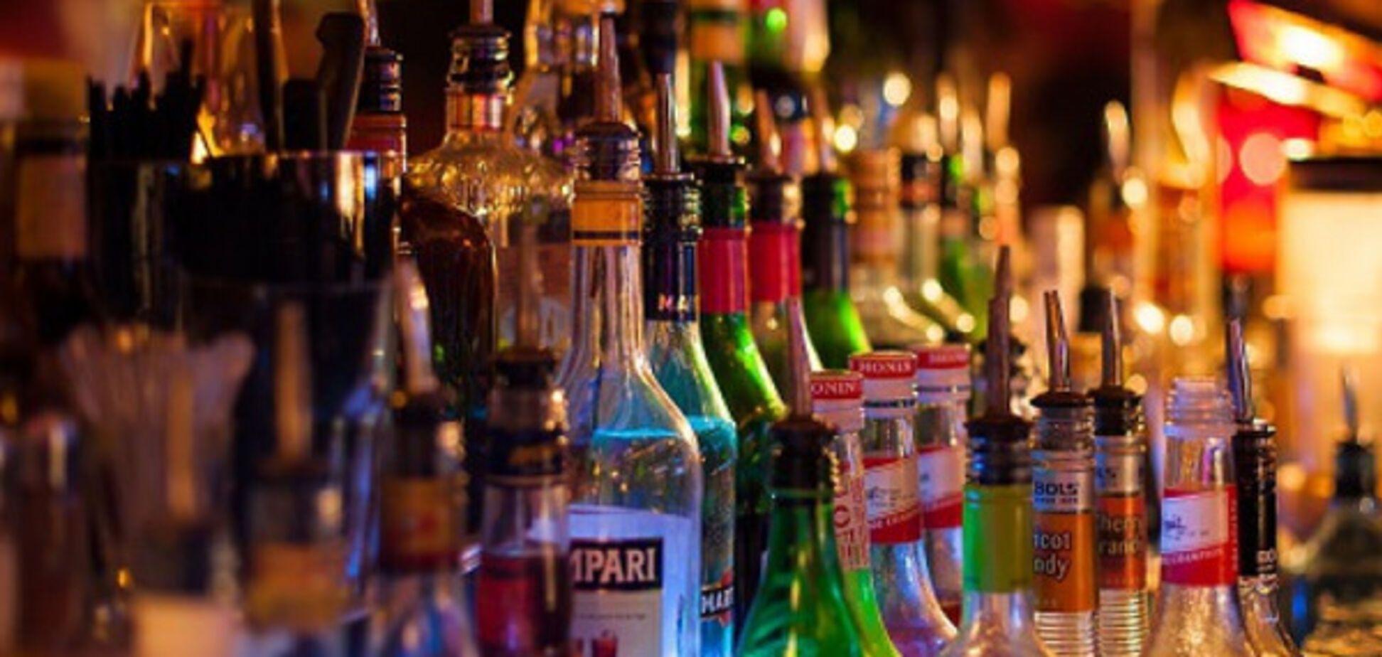 За продажу выпивки без лицензии запорожское кафе поплатилось крупной суммой