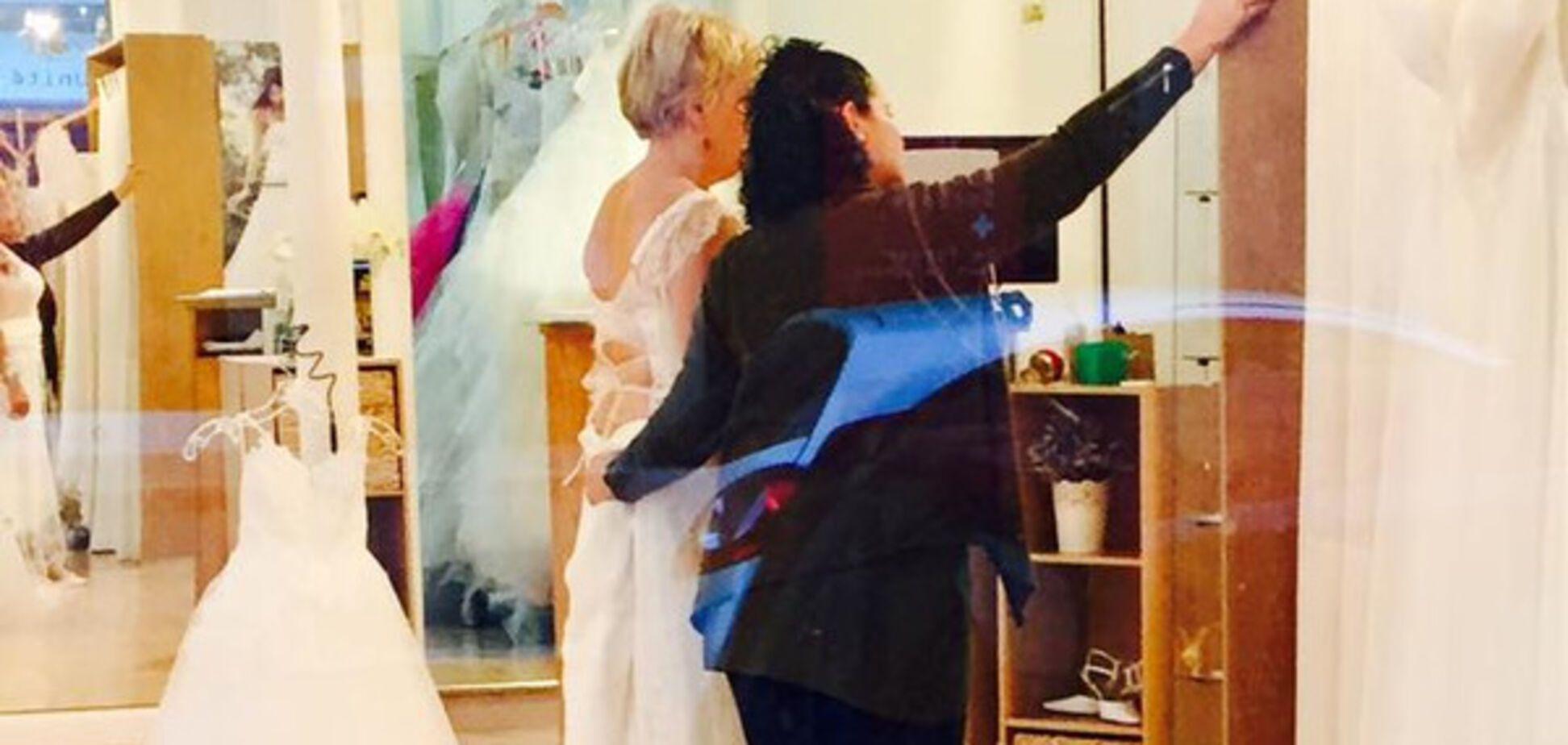 Невеста, свадебное платье