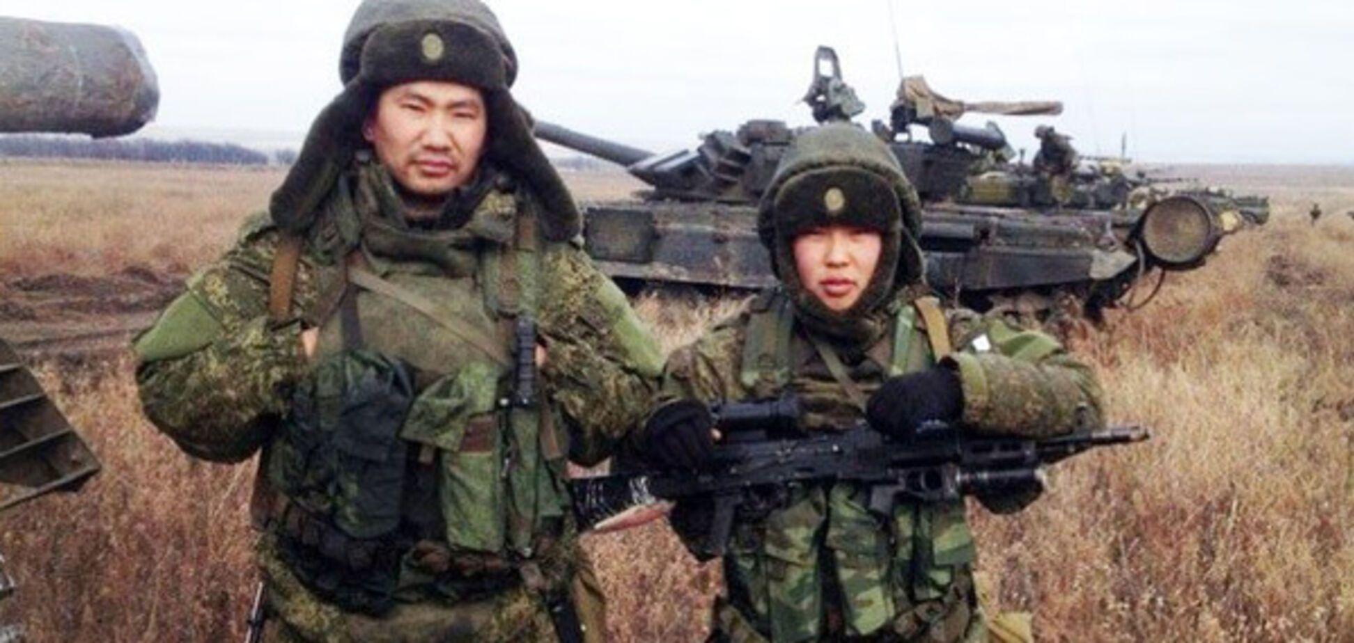 На Донбассе «боевые буряты» ужесточили репрессии против местного населения