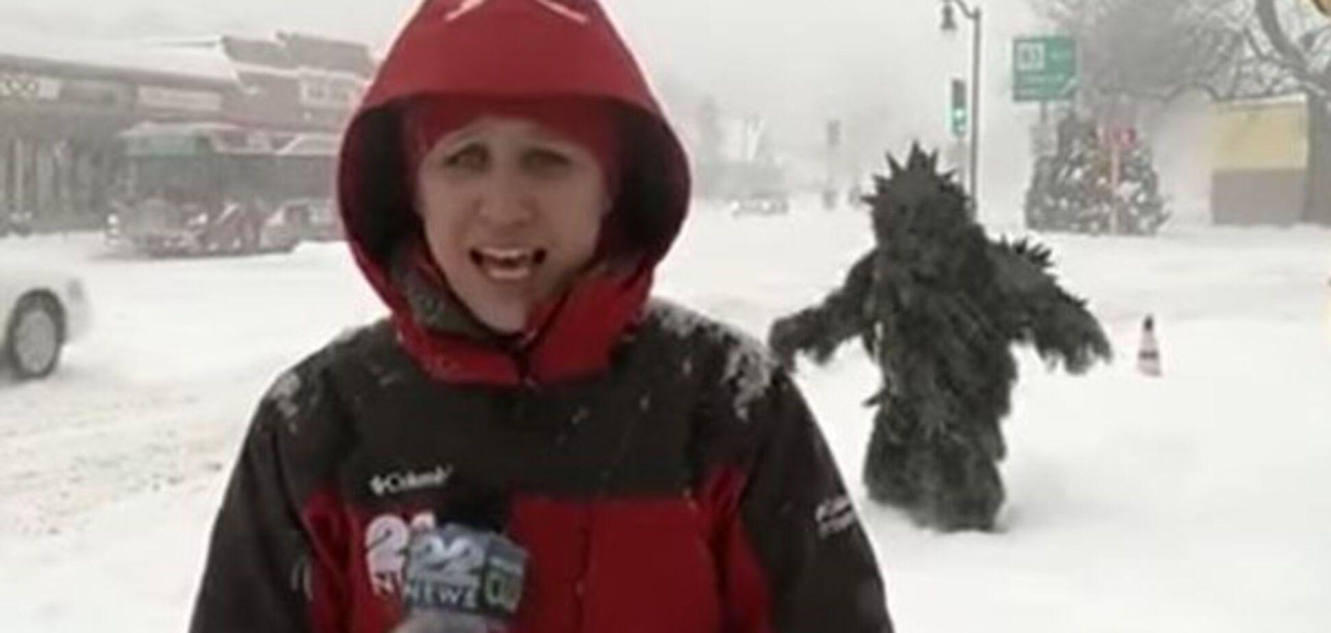 Снігова людина