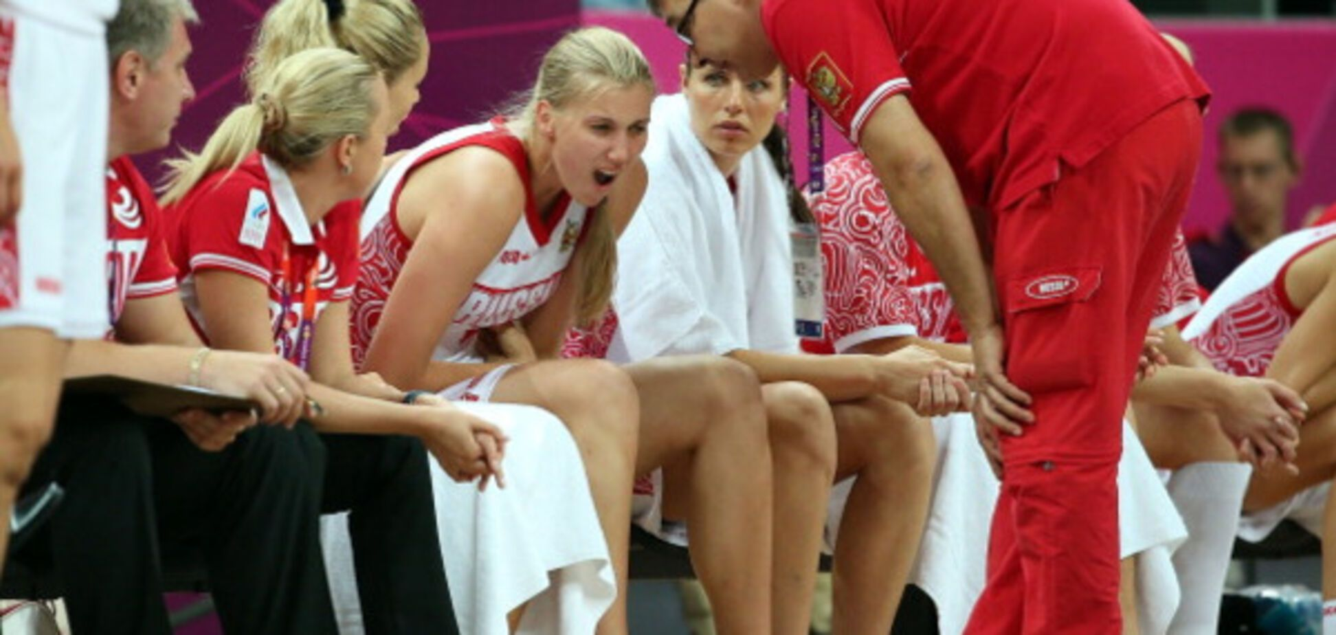 збірна Росії з баскетболу