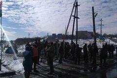 Редут 'Запорожье' пытались штурмовать украинские спецподразделения