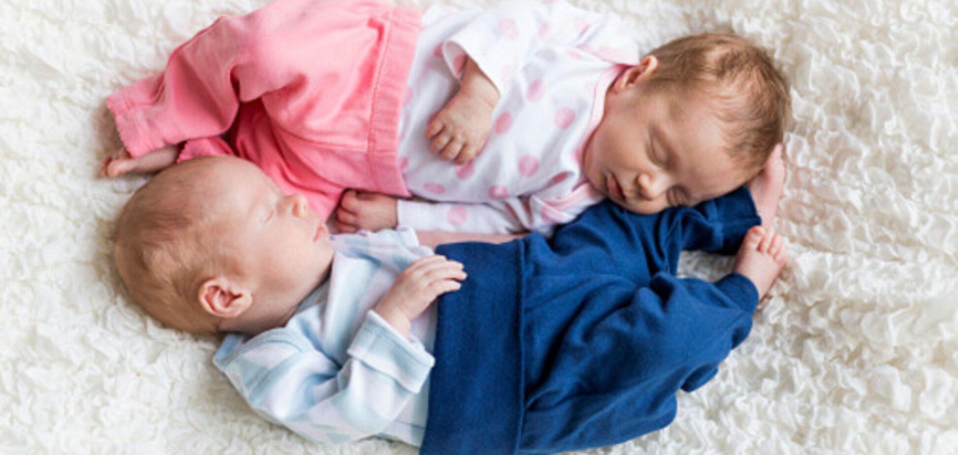 Експерти розвіяли 5 основних міфів про зачаття близнюків