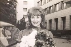 Мама Олега Михайлюты