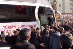 Эрдоган спас охранника