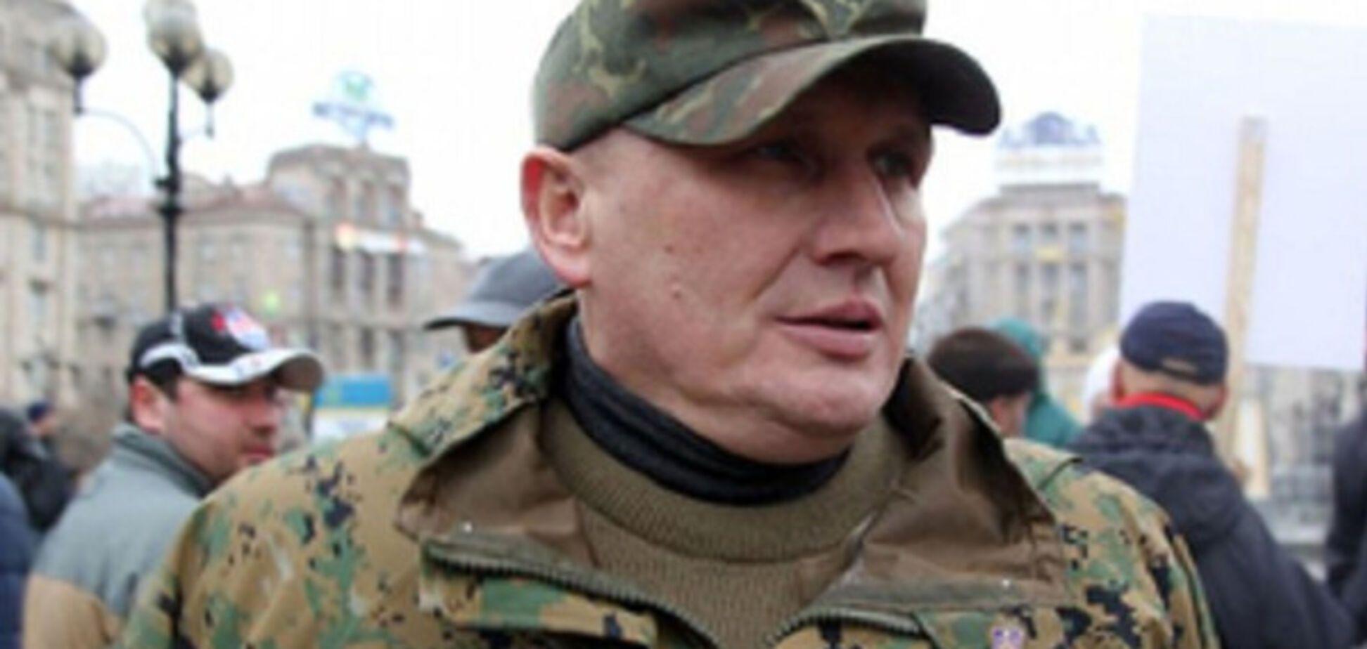 Микола Коханивский