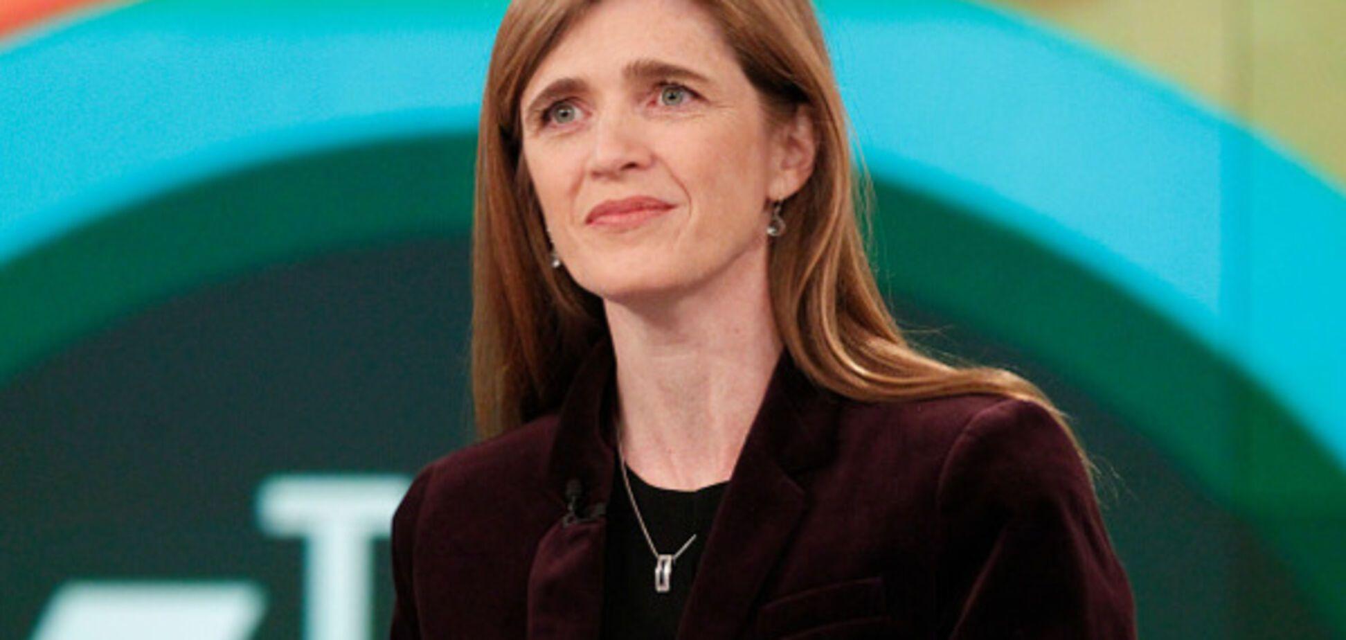 Саманта Пауер