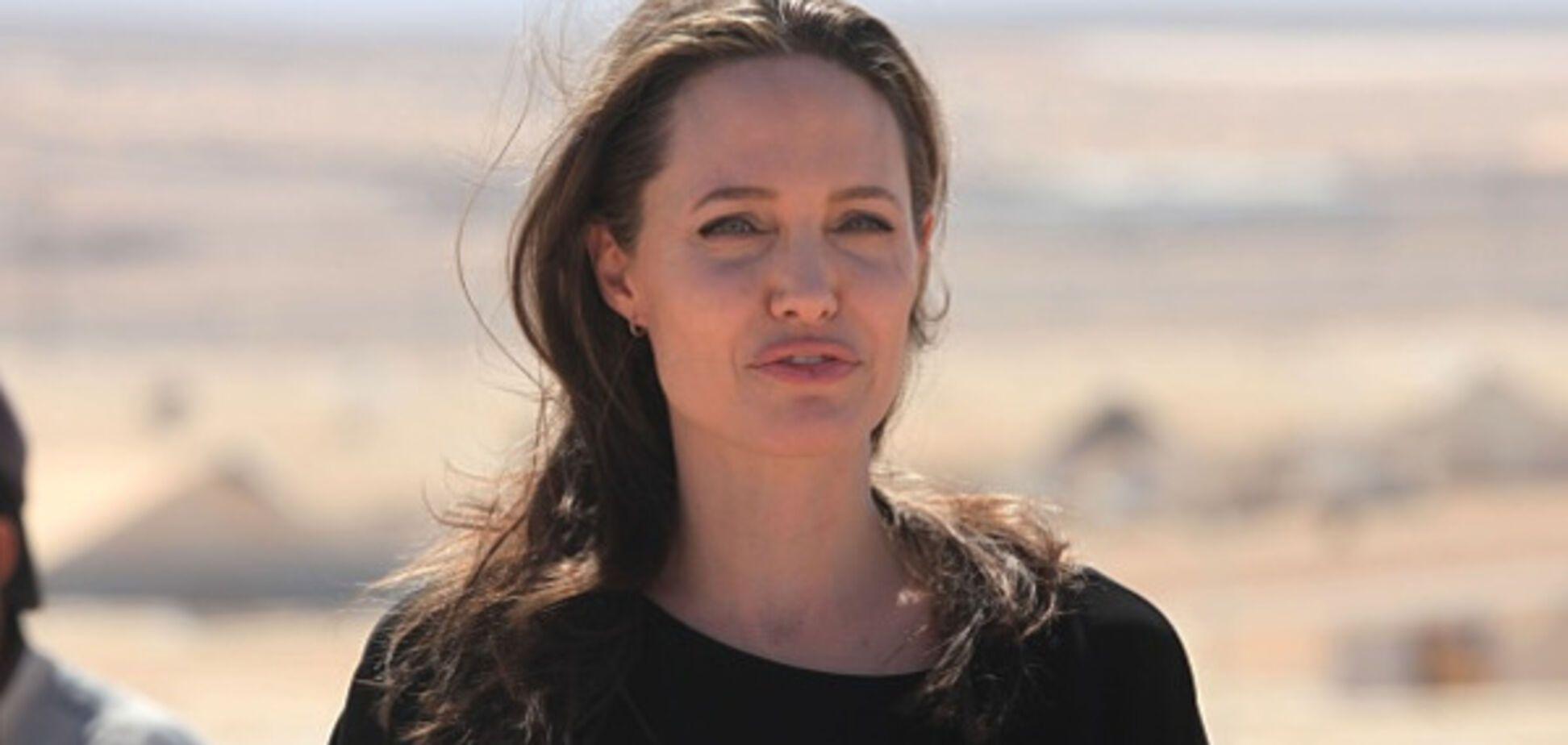 Анджелина Джоли как мать: сколько у актрисы теперь детей