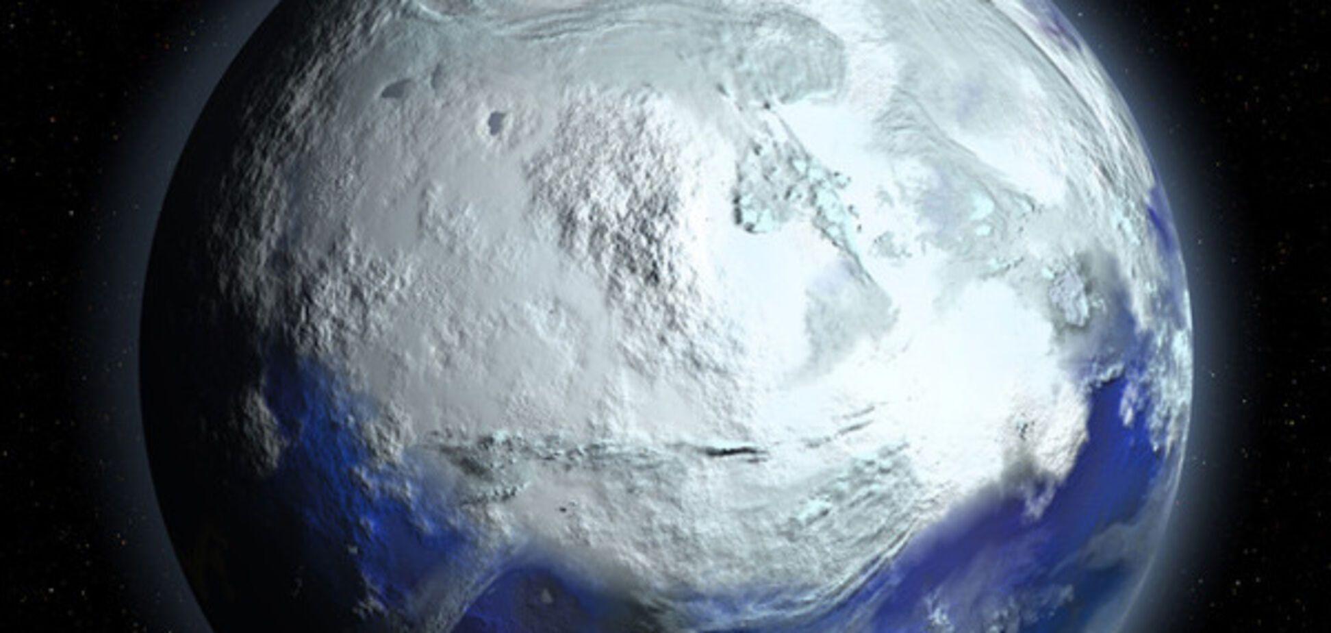 Климат, Земля, Ледниковый период