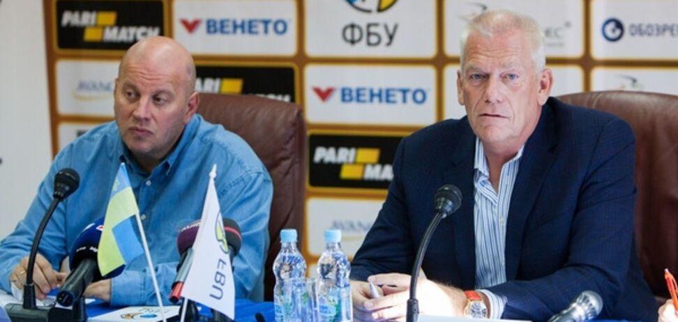 Михаил Бродский и Роланд Пипер