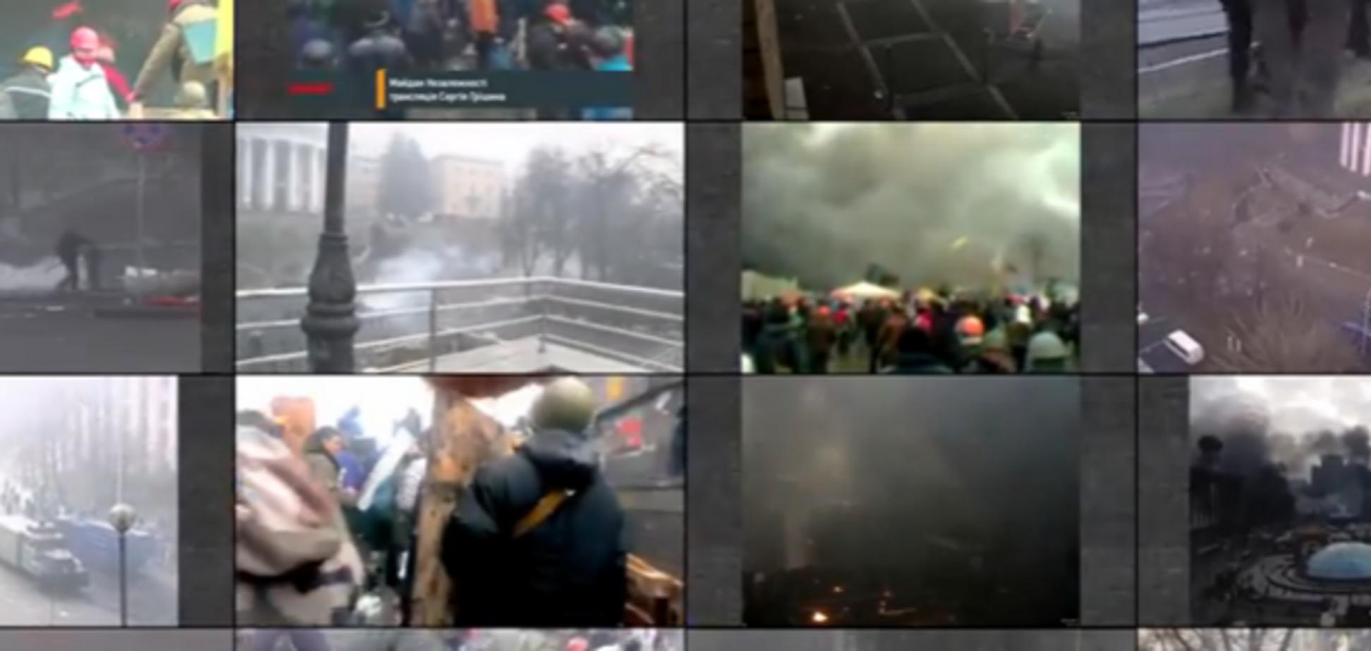 Появилась видеореконструкция расстрелов на Майдане
