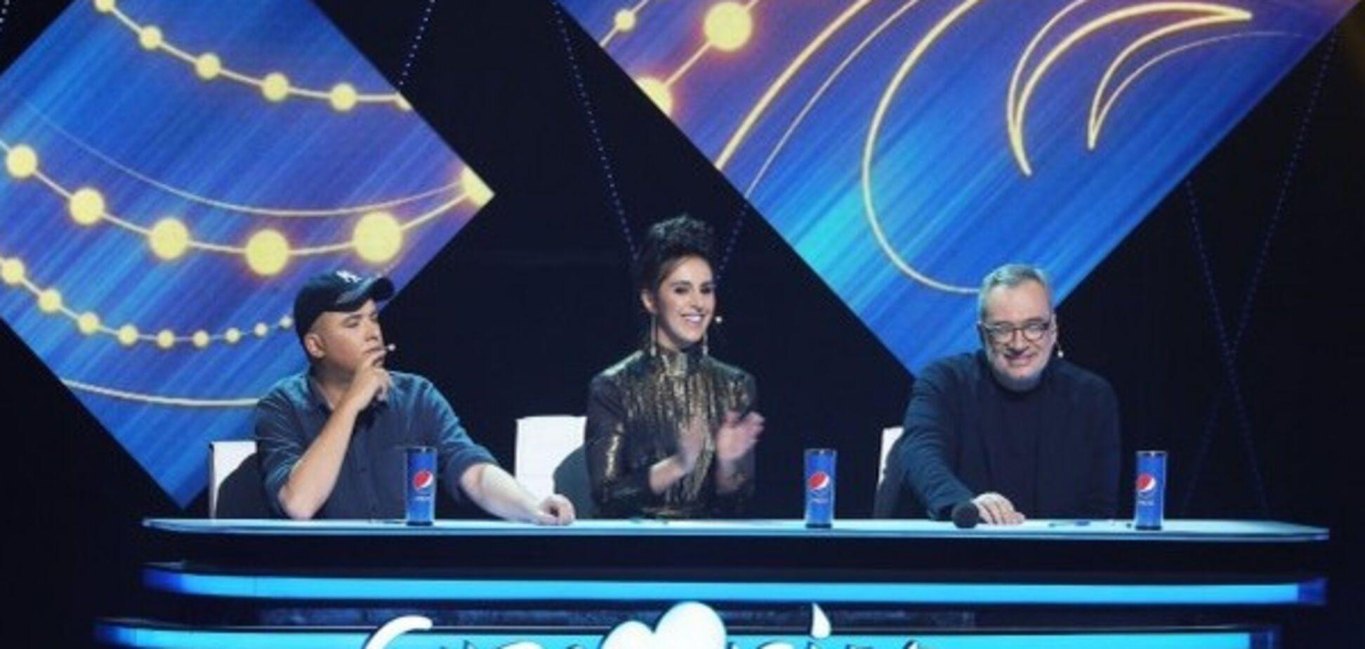 Андрей Данилко, Джамала, Константин Меладзе