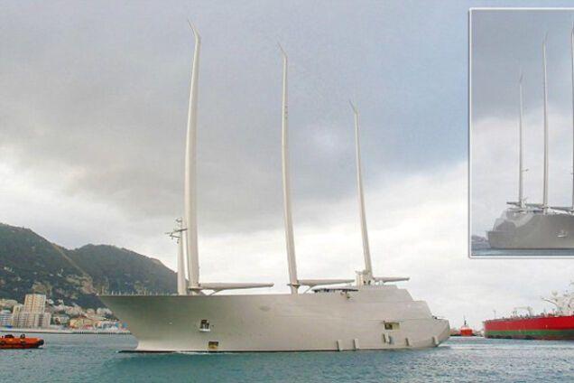 Стала известна судьба крупнейшей в мире яхты российского миллиардера
