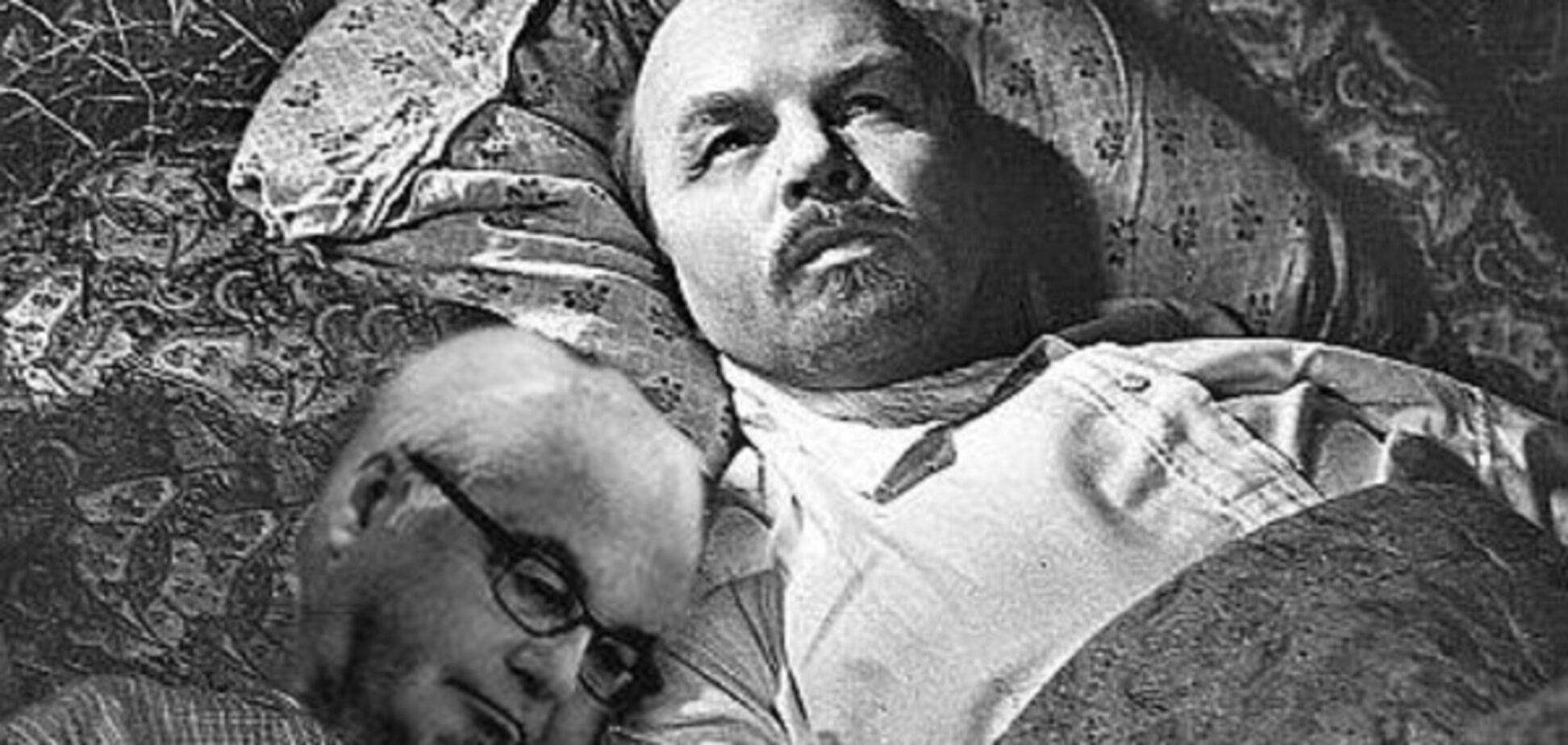 Чуркин и Ленин